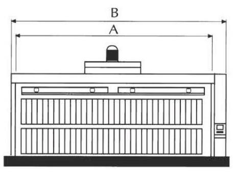ściana-lakiernicza Olimpia wymiary
