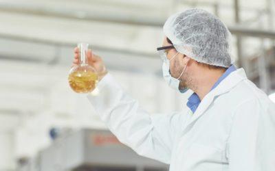 Dobór pompy membranowej do żywności i napojów