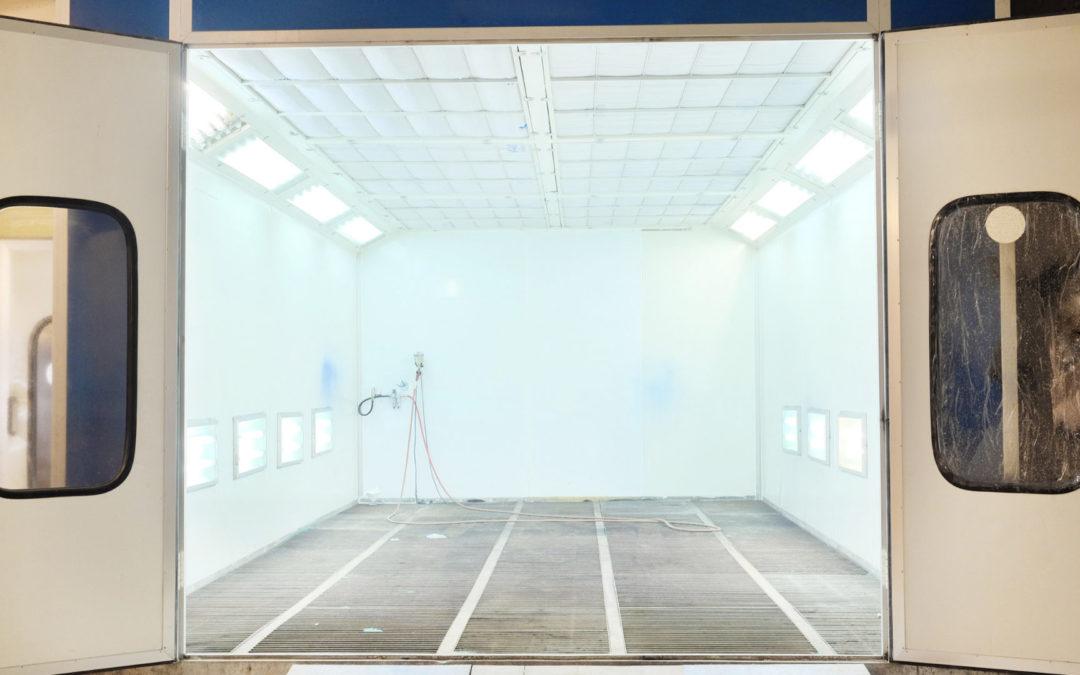 Ściana lakiernicza – budowa, zastosowanie